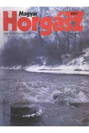 Magyar Horgász 1990. évf. (hiányos) - Régikönyvek