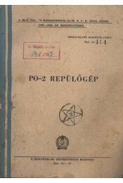 PO-2 repülőgép - Régikönyvek