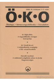 Ö.K.O. 2000. XI. évfolyam 1-2. szám - Régikönyvek