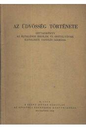 Az üdvösség története - Régikönyvek