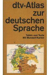 Dtv-Atlas zur deutschen Sprache - Régikönyvek
