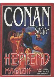 Hepiend magazin 1990. II. évf. 2. szám - Régikönyvek