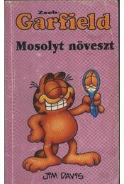 Zseb-Garfield 13. szám - Régikönyvek