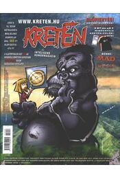 Kretén 2005/6 76. szám - Láng István - Régikönyvek