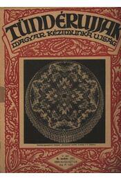 Tündérujjak 1929. augusztus 8. szám - Régikönyvek
