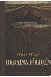 Ukrajna földjén - Régikönyvek
