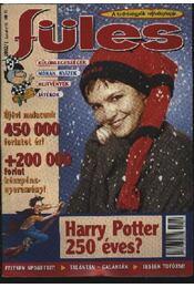 Füles 2002. évfolyam (teljes) - Régikönyvek
