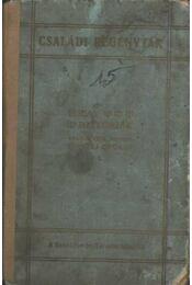 Budai históriák I. kötet - Régikönyvek