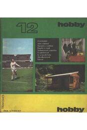 Hobby 12 - Régikönyvek