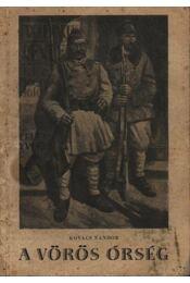 A vörös őrség - Régikönyvek
