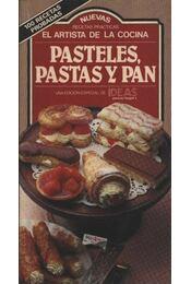 Pasteles, pastas y pan - Régikönyvek