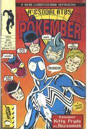A Csodálatos Pókember 1993/6. 49.szám - Régikönyvek