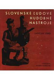 Slovenské ludové hudobné nástroje - Régikönyvek