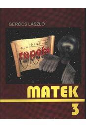 Repeta matek 3. - Régikönyvek