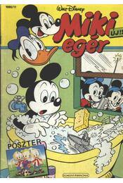 Miki egér 1990/11 - Régikönyvek