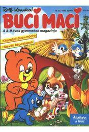 Buci Maci 1992/április - Régikönyvek