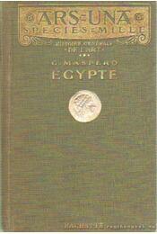 Égypte - Maspero, G. - Régikönyvek