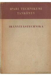 Irányítástechnika - Régikönyvek