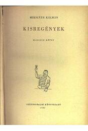 Kisregények II. - Régikönyvek