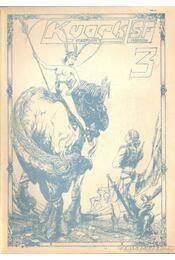 Kvark SF magazin 1992. 3. szám - Régikönyvek