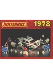 Matchbox 1978. katalog - Régikönyvek
