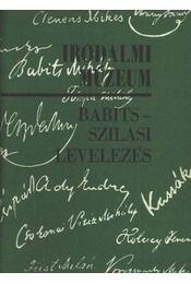 Babits-Szilasi levelezés - Régikönyvek