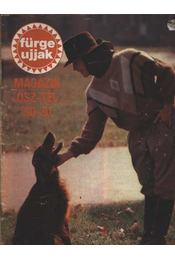 Fürge ujjak Magazin 90-91. ősz-tél - Régikönyvek