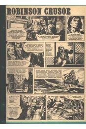 Robinson Crusoe (Füles1979. 14-23 szám 1-10 rész) - Régikönyvek