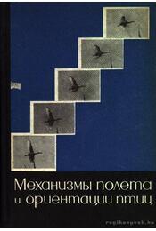 A madarak orientációjának és repülésének mechanizmusai (Механизмы полета и ориентации п& - Régikönyvek