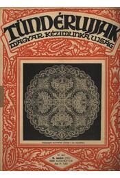 Tündérujjak 1928. augusztus 8. szám - Régikönyvek