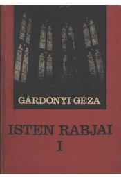 Isten rabjai I-II. kötet - Régikönyvek