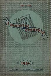 A Dunántúl évkönyve 1936. - Régikönyvek