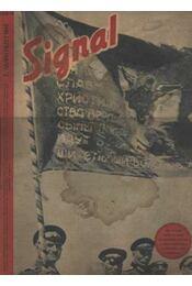 Signal 1943. júl. 2. füzet - Régikönyvek