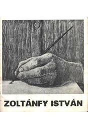 Zoltánfy István - Régikönyvek