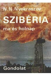 Szibéria ma és holnap - Régikönyvek