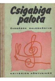 Csigabiga palota - Régikönyvek