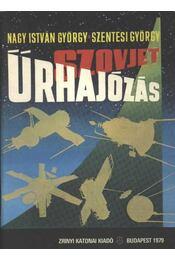 Szovjet űrhajózás - Régikönyvek