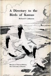 A Directory to the Birds of Kansas - Régikönyvek