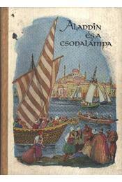 Aladdin és a csodalámpa - Régikönyvek