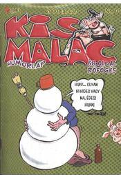 Kismalac 2000. január - Régikönyvek
