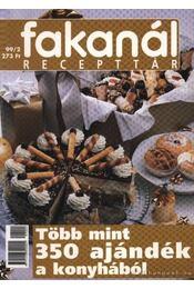 Fakanál receptár 99/2 - Régikönyvek