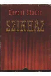 Színház - Régikönyvek