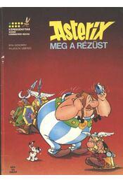Asterix meg a rézüst (Asterix) - Régikönyvek