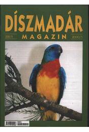 Díszmadár magazin 2000. év - Régikönyvek