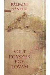 Volt egyszer egy lovam - Régikönyvek