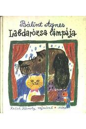 Labdarózsa lámpája - Régikönyvek