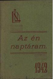 Az én naptáram 1942. - Régikönyvek