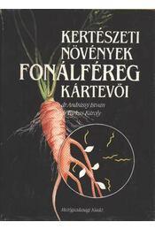 Kertészeti növények fonálféreg kártevői - Régikönyvek