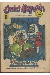 Ludas Magazin 1985 március - Régikönyvek