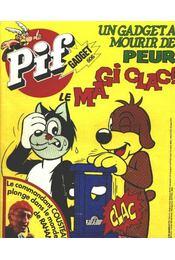 Pif gadget 606. - Régikönyvek